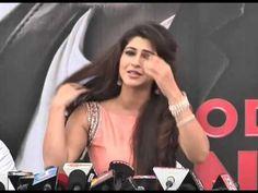 Hot Kisses Sonarika Manchu Vishnu New Movie Launch |Videos|Telugucinemahall