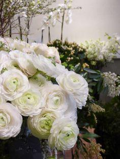 Favourite florist, Atelier Vertumne near the Louvre in Paris