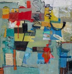 Leslie Allen l Seager Gray Gallery l Mill Valley l San Francisco Bay Area l Abstract Paintings