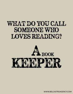 A {Book} Keeper