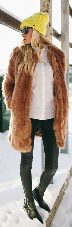 Winter style..