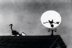 The Cat's Out, Silly Symphonies, Walt Disney, 1931 (Image 5)