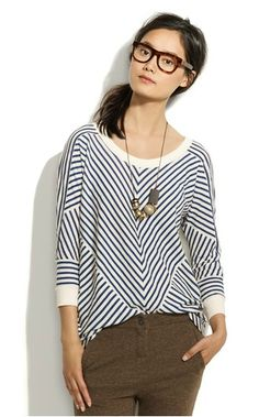 A must have top! Online Wishlist: Madewell's Fall Collection