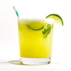 Pineapple-Mint Mojito Recipe. Great summer cocktail to cool off and melt away the day.