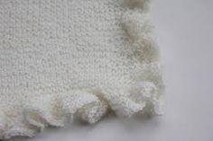 Bilderesultat for strikke volanger