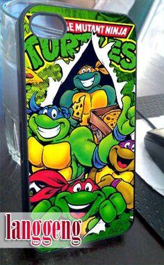 TMNT Ninja Turtle hero  iPhone 4/4s/5 Case  by LanggengStore, $13.50
