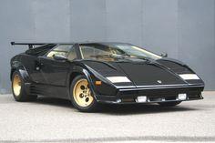Lamborghini Countach 5000S QV