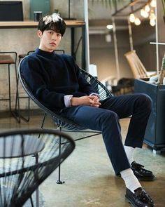 nam joo hyuk shared by Regina Clara on We Heart It Korean Star, Korean Men, Asian Men, Asian Actors, Korean Actors, Nam Joo Hyuk Wallpaper, Nam Joo Hyuk Cute, Park Bogum, Joon Hyung