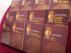 . Interesante lote de 12 libros, Colecci�n Premios Nobel de Ediciones Rueda 2002.En muy buen estado y a un precio excepcional,(cada volumen te sale a 3,25 �)� Aprovecha esta oferta!. Tambi�n dispongo de libros de gastronom�a,antiguos,...etc. Consulta mis ar