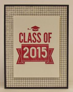 stamping sanity: Happy Graduation