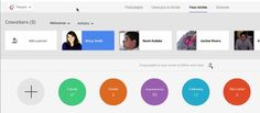 Find & add people to circles - Google+ Help