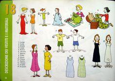 Pag 22 Abbigliamento e Materiali