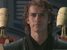 Anakin Skywalker.
