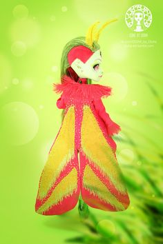 http://diuha.deviantart.com/art/OOAK-Custom-Monster-High-Venus-McFlytrap-588821637