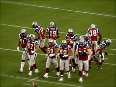 MONTREAL ALOUETTES - 2011