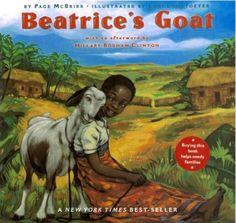 Beatrice's Goat by Page McBrier http://www.amazon.com/dp/0689869908/ref=cm_sw_r_pi_dp_XrWNub09S8QDC