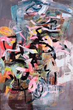 """Saatchi Online Artist: Galen Cheney; Oil, 2012, Painting """"Angel Island"""""""