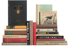 Vintage To Midcentury World Of Dogs, S/20