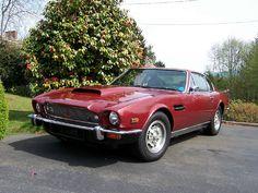 1974 Aston Martin V8 Coupe                              …