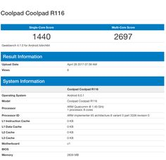 Coolpad R116