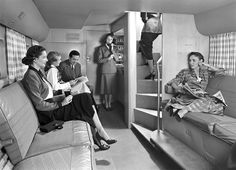 The Stratocruiser's lower-deck lounge had a bar where passengers could buy a cocktail or soft drink. After World War II, Boeing reentered the commercial market… Honolulu International Airport, Aircraft Interiors, Lower Deck, Passenger Aircraft, Air And Space Museum, Flying Boat, Air Travel, Airline Travel, China Travel
