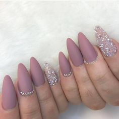 "213 Likes, 3 Comments - dailycharme (@daily_charme) on Instagram: ""Love these! By @nailsbyviv featuring our Swarovski crystal pixie in Cute Mood, shop for it at…"""
