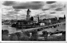 vyborg russia postcard - Google-haku
