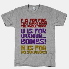 I need this shirt.... did you sing it too?