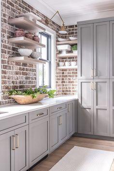 Diy Kitchen Remodel, Kitchen Redo, Home Decor Kitchen, Home Kitchens, Kitchen Remodeling, Remodeling Ideas, Kitchen Small, Kitchen Furniture, Kitchen Makeovers