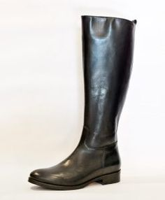 cizme-negre-04-a Fall Shoes, Rubber Rain Boots, Riding Boots, Heeled Boots, Fall Winter, Heels, Collection, Women, Fashion