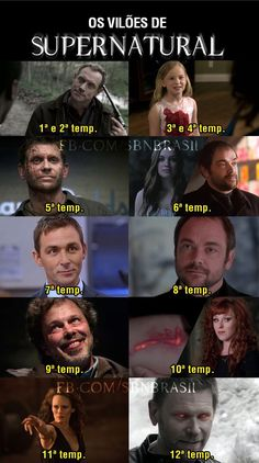 Crowley e rowena ☆♡ Spn Memes, Supernatural Quotes, Supernatural Fandom, Super Natural, Destiel, Kuroko, Dean Winchester, Funny Comics, Tv Shows