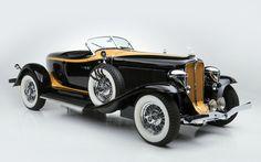 Auburn roadster 1932