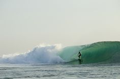 Laurie Towner, Lombok. Photo: Childs #SURFER #SURFERPhotos