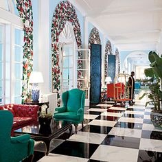 The South's Grand Resorts, Revisited - Southern Living Greenbrier, The Grove Park Inn, The Homestead Best Resorts, Best Hotels, White Sulphur Springs, Grove Park Inn, Take Me Home, Southern Living, Southern Charm, West Virginia, West Va