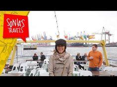 Travel Hamburg: Cruising on the Elbe River