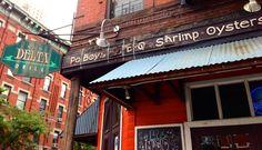 The Delta Grill - NY City