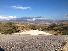 """La Gibellina """"congelata"""" - Review of Cretto di Burri, Gibellina, Italy - TripAdvisor"""