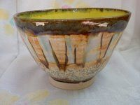 Part of the Potterycrafts Potters Gallery.  Created by Jenny Harrington. #Pottery  http://www.potterycrafts.co.uk/harrington