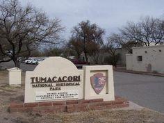 Panoramio - Photo of Tumacacori National Historical Park, Santa ...