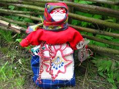 Народная кукла Берегиня. Мастер-класс