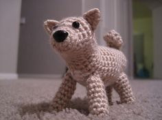 PATTERN  Shiba Inu or Basenji Dog Amigurumi by sandsteeldesigns, $4.50