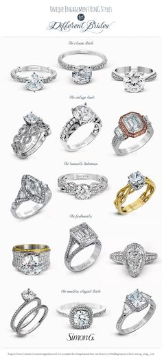 simon g jewelry gorgeous engagement rings wedding ring styles diamond halo rose gold vintage unique designs 2017