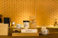 Café Kitsuné by FHC, Tokyo – Japan