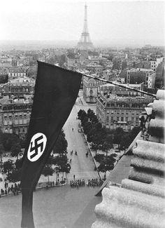 world war II in Paris