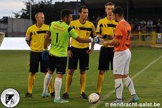 Eendracht Aalst vs RC Gent Zeehaven / woensdag 26 augustus / Pierre Cornelisstadion / Kevin Van Den Noortgaete