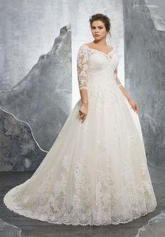 Kosette Wedding Dress