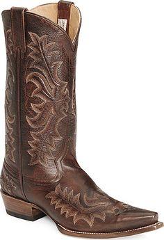 Sweet Stetson boots