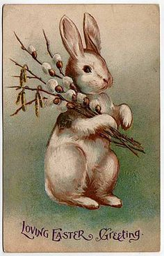 The Easter Bunny, easter eggs & other Easter celebrations