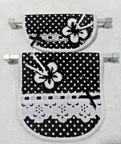 Quilting Projects, Quilting Designs, Sewing Projects, Fridge Handle Covers, Sewing Hacks, Sewing Crafts, Kitchen Hand Towels, Sewing Aprons, Patch Quilt