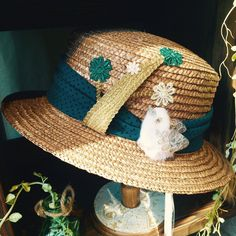 東京・高円寺の帽子屋MANABoo Coco&Ami(こことあみ) カンカン照りで焼き鳥気鳥(タレ)